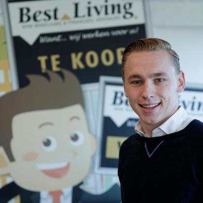 Casper van Zadelhoff bij Best Living